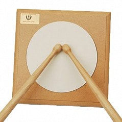 Drum snare drum pads